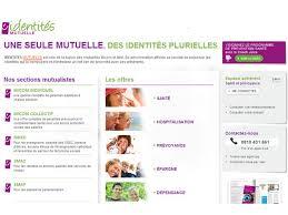WWW.IDENTITES-MUTUELLE.COM Espace adhérent Mutuelle