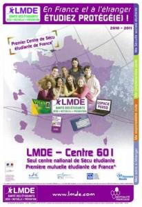 LMDE PARIS Adresse