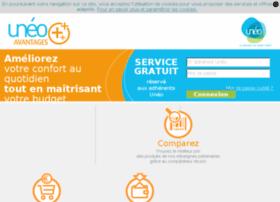 Contact remboursement Mutuelle Unéo Avantages cash back