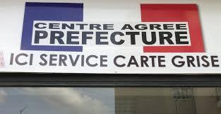 GARAGES AGREES CARTE GRISE SIV Agents Habilités Préfecture